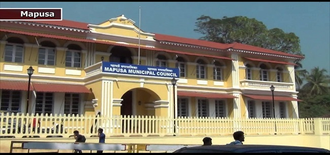 Mhapsa Municipal Council